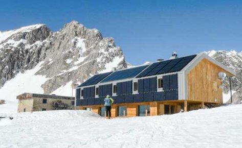 Refuge du Col de la Vanoise, alt. 2500m