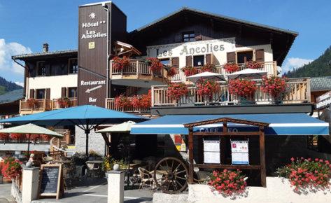 Rénovation de l'hôtel les Ancolies